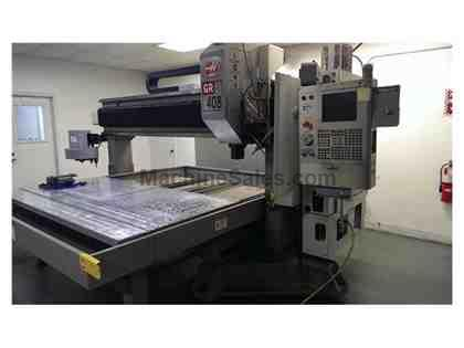 2006 Haas GR-408 CNC Gantry Router