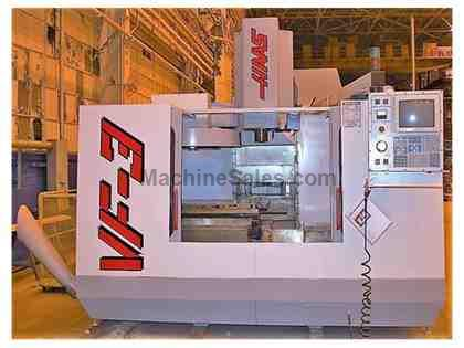 HAAS VF-3APC CNC Vertical Machining Center With Pallet Changer