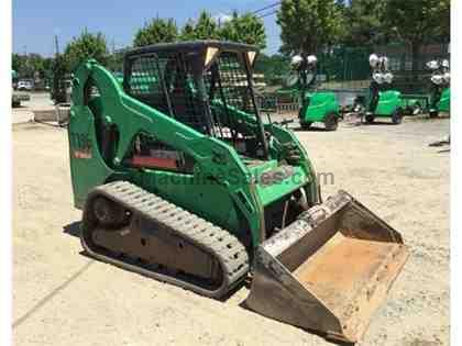 2012 BOBCAT T190 SKID STEER