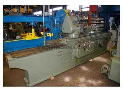 "18"" X 72"" CC LANDIS MODEL C UNIVERSAL CYLINDRICAL GRINDER"