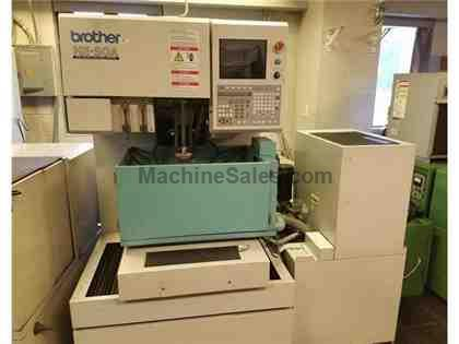 Brother HS-50A wire EDM, 2002