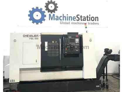 CHEVALIER FBL-300 CNC TURNING CENTER