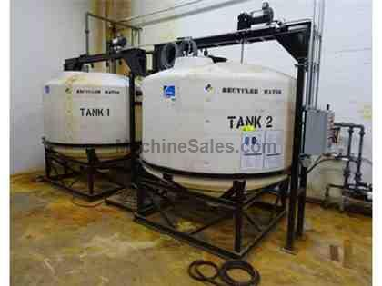 Ace-Rotomold (2) Tank Recycled Water Storage System