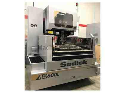 Sodick AQ600L, New in 2012, Excellent condition