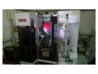 MORI SEIKI NT1000/WZM COMPLETE 5-AXIS TURN AND MILL CENTER WITH SUB SPINDLE, LIVE TURRET A