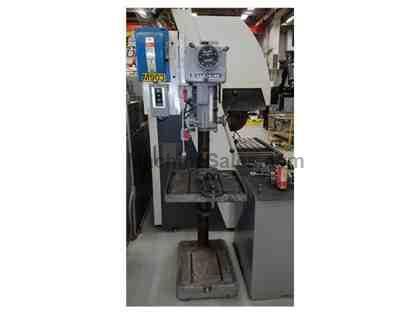 CLAUSING/COLCHESTER 2277 TABLE TYPE DRILL PRESS