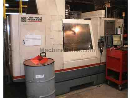 CINCINNATI SABRE 1000 VERTICAL MACHINING CENTER