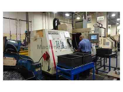 CINCINNATI MILACRON SABRE 1000 VERTICAL MACHINING CENTER