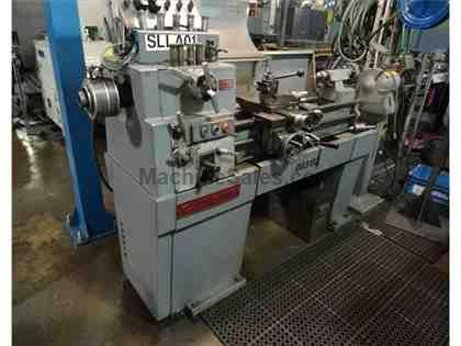 CLAUSING 1300 MANUAL ENGINE LATHE