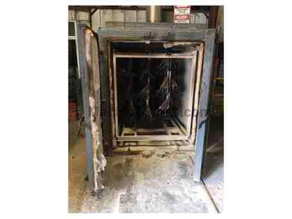 POLLUTION CONTROL PRODUCTS PRC-111 BURN OFF OVEN