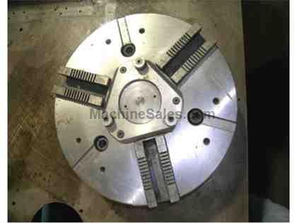 "16"" Autoblok Type INA-400,3-Jaw,Acme Serr,Type 200 Sig-S,Hydraulic Act"