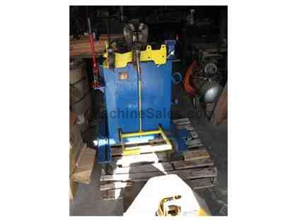 "MICROWELD MODEL J5S BUTTWELDER, .087"" TO .250"" CAPACITY"