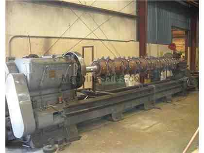 Niles Tool Works Engine Lathe