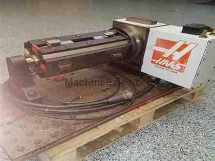 Haas HRT-A6 Brush Style CNC Rotary Table