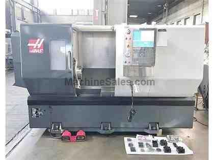 "HAAS ST-30T, 2012, 10"" CHUCK, TAILSTOCK, CHIP CONVEYOR, CLEAN, 2,400 H"