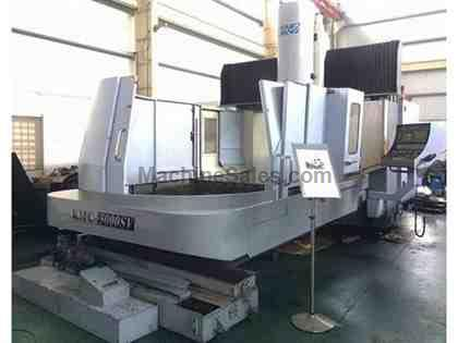 Kao Ming KMC-3000 SV 3-Axis Double Column Vertical Machining Center