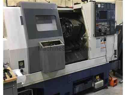 Mori Seiki SL-200S CNC Turning Center with Sub-Spindle, 1999