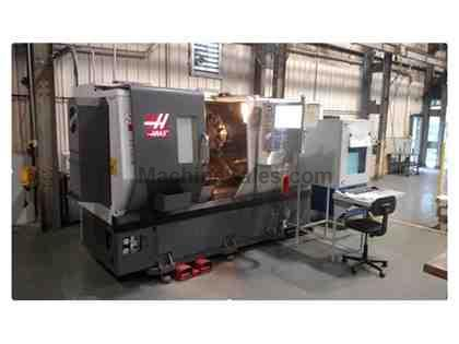 "HAAS ST-30, 21"" SWING, 3"" HOLE, 30"" CENTERS NEW: 2012"
