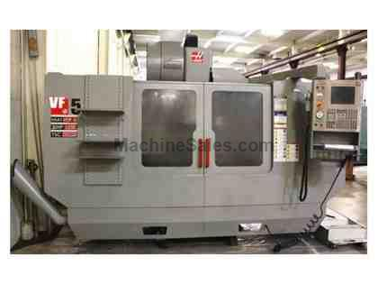 "HAAS VF-5D/40, 50"" X, 26"" Y, 25"" Z NEW: 2005"