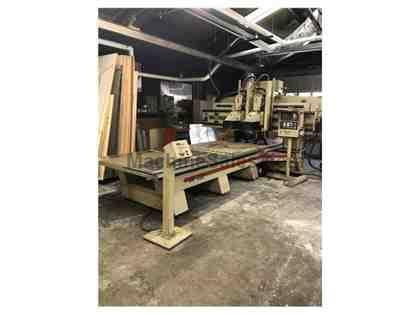 1998 Komo VR-512 Twin Spindle CNC Router