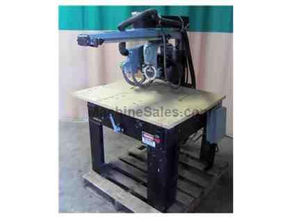 "Used Delta Model 33-411 16"" Radial Arm Saw"