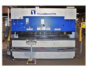 """Trumpf Trumabend C110 121 Ton x 122"""" 6-Axis CNC Press Brake"""