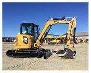 2015 CATERPILLAR 305E2 CR MINI EXCAVATOR