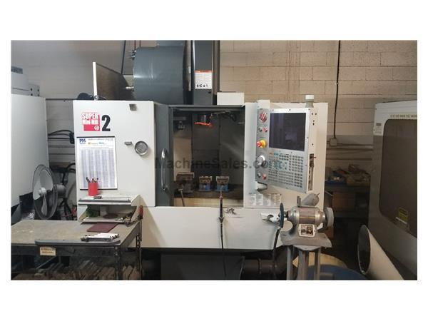 "HAAS, SUPER MINI MILL 2, 20"" X, 16"" Y, 14"" Z, NEW: 2014"