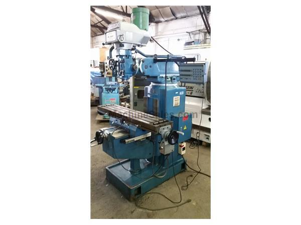CLEVELAND LARGE FRAME K4V VERTICAL MILL