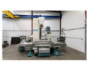 "4.33"" Femco WBMC-110R2 CNC Table Type Horizontal Boring Mill, New in 1997"