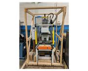 BECKWOOD Model DHS-5R, Benchtop C-Frame, down acting hydraulic press