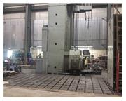 Toshiba: 203 FM CNC 12-30 Heavy Duty Horizontal Floor Mill - 2.97 m table