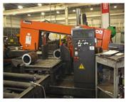 "19.6"" X 31.8"" AMADA HKA800 FULLY AUTOMATIC POST TYPE HORIZONTAL B"