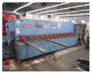 Niagara SP-12-1/4 Hydraulic Power Squaring Shear