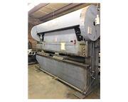 90 Ton Cyral Bath Mechanical Press Brake Sturdy Bender B4-8 10' x 10ga