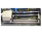 "1/2"" X 10' Bertsch #50-10 4-Roll Hydraulic Plate Roll"