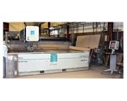 Flow IFB Mach 3-6012 CNC Water Jet Cutting System