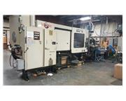 1996 Cincinnati Magna VH-600-54 (68 oz) Horizontal Injection Molder