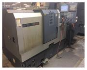 2011 Leadwell Model T-6 CNC Lathe  Fanuc 0T-D Control