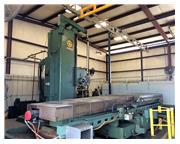 """Giddings & Lewis 70-H6-T 6"""" CNC Table Type Horizontal Boring Mill"""