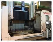 "118"" YOU JI 3000-2ATVC-2R Dual Column CNC Vertical Boring Mill"