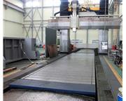 HNK HPM-30M CNC Double Column 5-Face Machining Center
