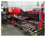 33 Ton Amada Pega 345 King CNC Turret Punch
