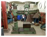 4' Summit Radial Arm Drill