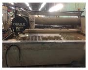 Omax 55100 CNC Abrasive Water Jet Cutting System