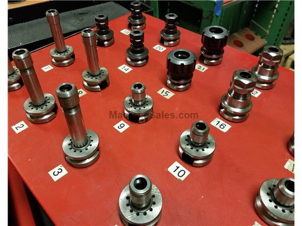 BT30 Taper Tool Holders