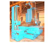 "5.12"" Shibaura Table Type Horizontal Boring Mill"