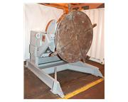 Ransome 100P 10,000 Lb. Welding Positioner