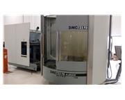 2007 DMG DMC 125FD Universal Machining Center