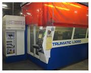 5000 Watt Trumpf CNC Flying Optic Laser